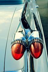 Fin-Tastic! (Hi-Fi Fotos) Tags: classic car lights nikon gm tail icon cadillac chrome american 50s fin 1959 d5000 cmwdred