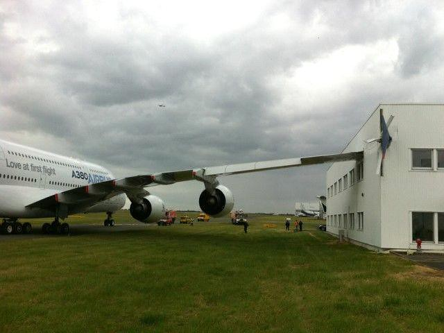 Airbus A380 F-WWDD MSN004