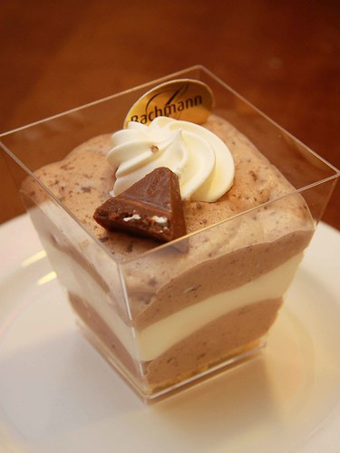 Toblerone Mousse