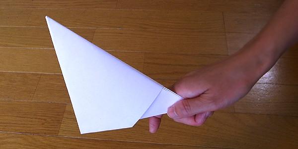 折り紙 紙鉄砲 【紙鉄砲の作り方】簡単なチラシや新聞紙の折り方!野球の投げ方練習にも!