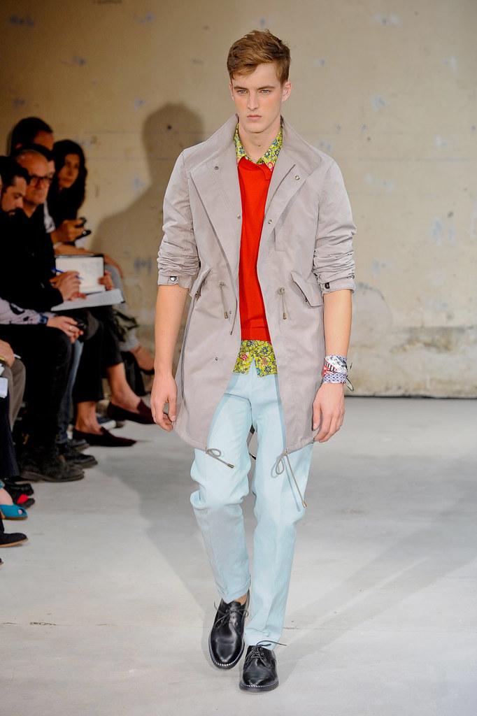 SS12 Paris Christian Lacroix016_James Smith(Homme Model)