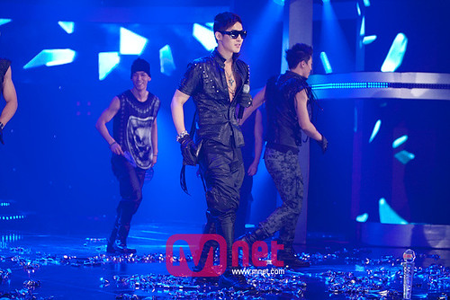 Kim Hyun Joong Official Mnet MCountdown Photos