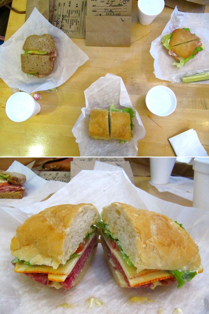Summer Sandwich Lovin'