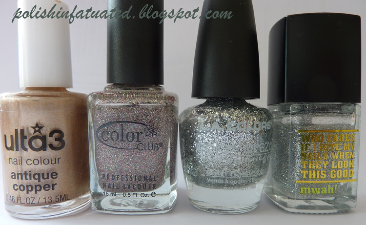 wedding mani polishes