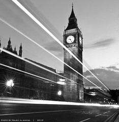 London Nights (Majed Al-Shehri   ) Tags: bw london photography big mac nikon ben explore saudi nights majed  shehri      d3s alshehri  shehrim imajed