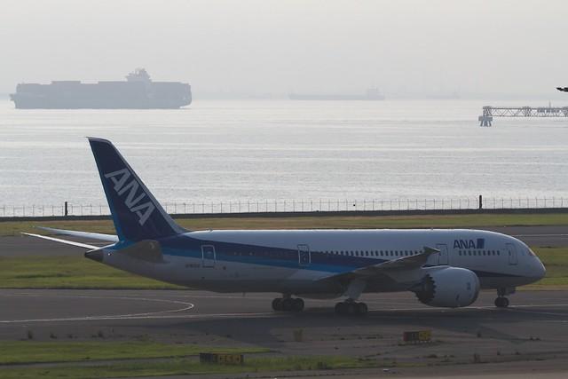 ANA Boeing787-8