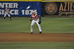 Derek Jeter Playing for the Trenton Thunder