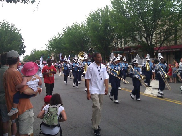 Eastern High School Band