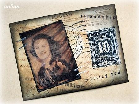 atc#71 - znaczki pocztowe