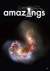 Amazings, también en formato revista