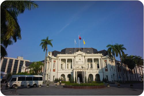 (舊)台中市政府