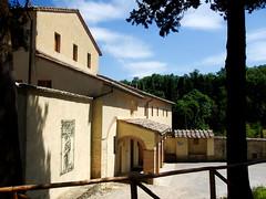 Convento la Maddalena 1 (Birnardo) Tags: italia convento siena montepulciano toscana cappuccini digitalcameraclub kartpostal bellitalia flickrestrellas oltusfotos