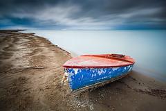 Abandoned (Jose Viegas) Tags: espaa del canon de la spain mark delta ii 5d ebro sant catalua carles rapita singhray