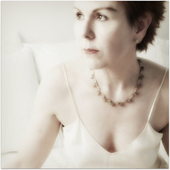 069/366  année 2 (♥beryl) Tags: selfportrait me square necklace eyes lips pillows sp 365 squarecrop camisole selfie radlab nikond90 silverfx