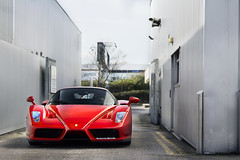 Growling. (Alex Penfold) Tags: auto camera red cars alex sports car sport mobile canon photography eos photo cool flickr shot image head secret awesome flash picture super ferrari spot front exotic photograph enzo driver 111 spotted hyper meet supercar spotting exotica sportscar 2012 sportscars supercars scd penfold spotter enz hypercar 60d hypercars alexpenfold supercardriver enz111
