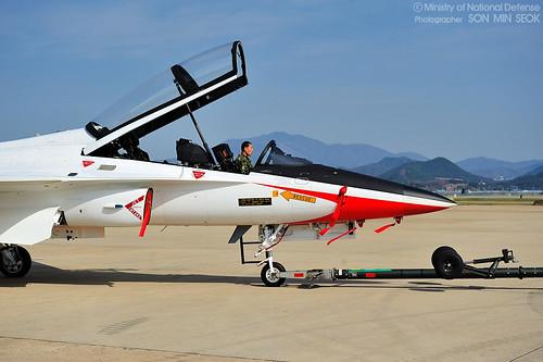 2009년 3월 공군 T-50 (3)