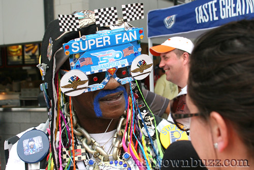 """Indy 500 Opening Day: Super Fan • <a style=""""font-size:0.8em;"""" href=""""http://www.flickr.com/photos/78612590@N05/7212941956/""""  on Flickr</a>"""