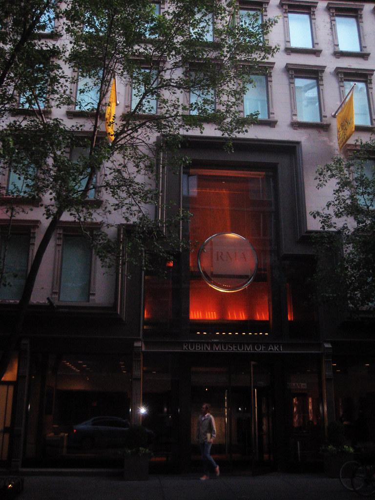 Rubin Museum Nyc Cafe