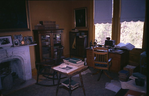 John Muir National Historic Site, Martinez (Cal.), 27 July 2001