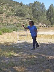 ladder golf yana (maureenld) Tags: camping friends game fun 40th bash may db annual yana pinnacles 2012 pinnaclesnationalmonument bethereorbesquare laddergolf desertbash btobs