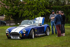 Dax Tojeiro (<p&p>photo) Tags: auto show blue white classic cars car club scotland classiccar cobra district stirling may 1999 replica event kit ac classiccars dax kitcar stirlingshire bridgeofallan accobra classiccarclub classiccarshow 2013 tojeiro accobrareplica worldcars 5700cc stirlingdistrict may2013 daxtojeiro stirlingdistrictclassiccarclub stirlinganddistrict stirlinganddistrictclassiccarclubshow stirlingdistrictclassiccarclubshow v8bkb