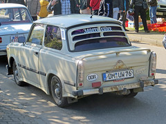 Oldtimertreffen Altentreptow - Trabant 601 Limousine (www.nbfotos.de) Tags: auto car ddr limousine trabant trabi mecklenburgvorpommern 601 ostalgie automobil sachsenring oldtimertreffen altentreptow