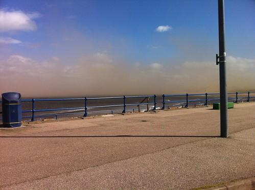 April 2013 sandstorm