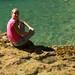 Águas cristalinas e esmeraldas