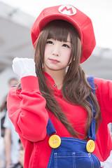 P63_024 (ms09Dom) Tags: cosplay コスプレ マリオ pf22 五木あきら itsukiakira