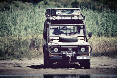 (yigituygur2) Tags: expedition offroad 4x4 110 4wd swamp landrover defender