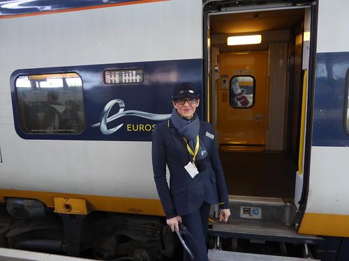 Britvic Teisseire PR Launch - Eurostar