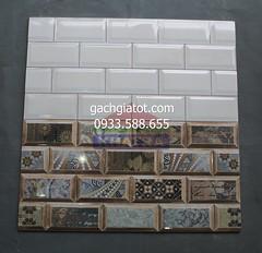 Bộ ốp tường Ai Cập (30x60)