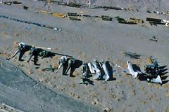 Hueys and Skyhawks (skyhawkpc) Tags: copyright bell aircraft aviation navy 1995 douglas naval usnavy chinalake usn skyhawk allrightsreserved harrier av8a uh1n uh1b airfoto 137826 th1l 157836 157835 158553 joecupido iroquishuey a4aa4d1 659506