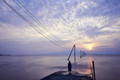 . (428sr) Tags: sunset sea nikon sigma magichour  d800e