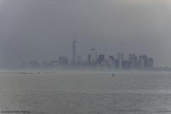 Lower Manhattan (ExactoCreation) Tags: new york manhattan staten island ferry