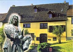 Bachhaus Eisenach (postcardlady1) Tags: bachhaus eisenach