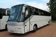 Ferris, Nantgarw WA09 DZN, Bova Futura in Cheltenham (majorcatransport) Tags: welshbuses ferrisnantgarw bova bovafutura cheltenham
