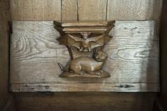 Amsterdam 9 (rwerman) Tags: amsterdam netherlands church theoldchurch oudekerk carving