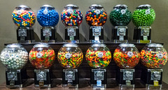 Colorful Gumballs - 50 cents each (BlueVoter - thanks for 1.5M views) Tags: gumball candy bubblegum skittles