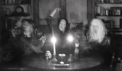 (Porcelain Veins) Tags: seance halloween witch witches coven ouija magick victorian candles ghost longexposure goth gothic vampire spirit spiritualism spiritphotography dark supernatural
