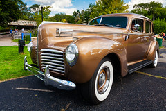 1940 Hudson Eight (hz536n/George Thomas) Tags: riverside park orphans car show 2016 cs5 canon canon5d ef1740mmf4lusm michigan september summer ypsilanti carshow copyright hudson