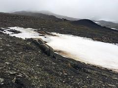 Mountain rock in Svalbard (danielfoster437) Tags: arktis eis kälte wintereis arctic coldweather dewinter ice koude noordpool svalbard winter wintercold winterijs