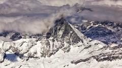Matterhorn-view-from-south (Filippo Photos) Tags: mountains alps matterhorn pennine snow montblanc montebianco dom