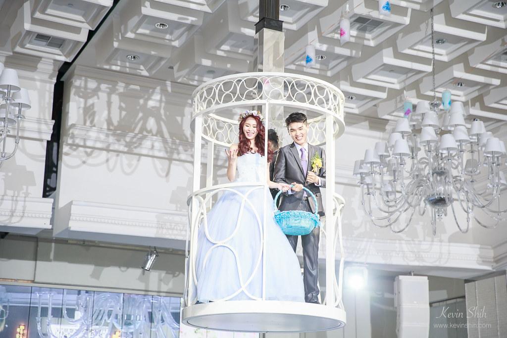 林酒店全球廳婚宴-18