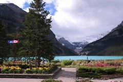 Lake Louise (Larry Myhre) Tags: lakelouise banffnationalpark alberta canada lake scenery bcalbertasept2016