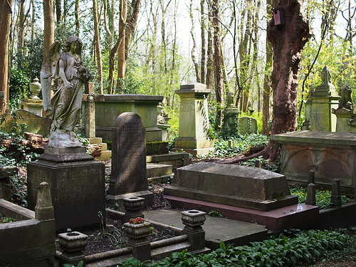 Thumbnail from Highgate Cemetery