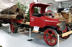 1923 AB Mack logging truck (D70) Tags: oregon unitedstates 1923 ab mack logging truck antique powerland museum brooks united states usa foglio logginginc