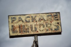 Package Liquors (Curt Bianchi) Tags: lasvegas curtbianchi lupes lounge newmexico package liquors neon sign