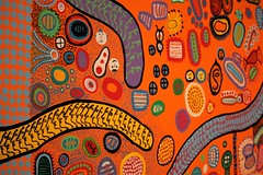 IMG_0546 (www.ilkkajukarainen.fi) Tags: yayoikusama art museum ham modern taide teos yksityiskohta museumstuff visit helsinki tennispalatsi suomi scandinavia colours nyttely exhibition vrit colurs bright