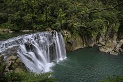Shifen Waterfall  (sherenelim) Tags: taiwan  shifen waterfall